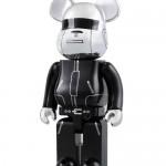 Bearbrick 400% из серии «Daft Punk»
