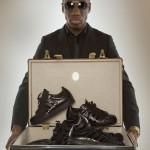 Adidas Superstar «Black Tie» x David Z