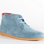 Shofolk Armstrong Sky Blue Suede