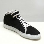 Common Projects Tournament Mid Velcro Black