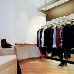 Лондонский магазин A.P.C.