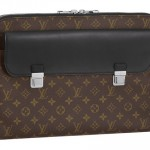 Louis Vuitton Monogram Macassar Porte Document