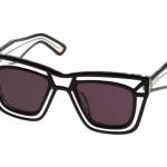 Солнцезащитные очки Ksubi Skeleton черные