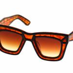 Солнцезащитные очки Ksubi Skeleton черепаховые