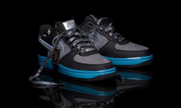 Кроссовки Nike Air Force 1 для Маркуса Троя