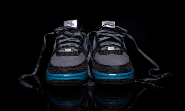 Кроссовки Nike Air Force 1 x Marcus Troy (вид спереди)