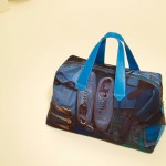 Большая кожаная сумка Paul Smith