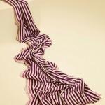 Легкий шарф в полоску Paul Smith