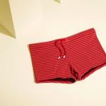 Красные мужские шорты для пляжа Paul Smith