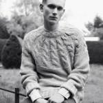 Шерстяной свитер Topman