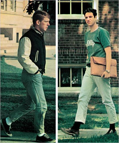 Университетская куртка (Varisity jacket); свитер с коротким рукавом с принтом «Dartmouth»