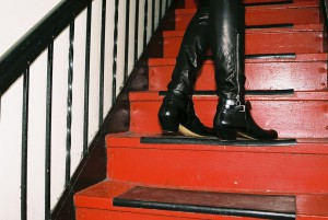 Полуботинки на каблуке Mr.Hare Truffaut