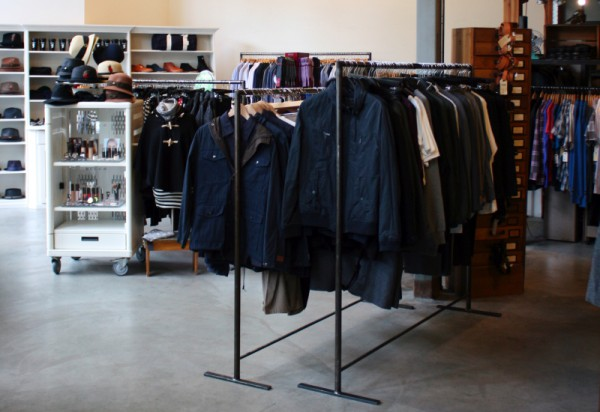 Мужская верхняя одежда в магазине Blackbird