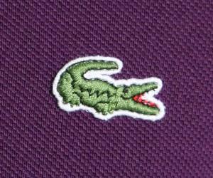 Логотип Lacoste: крокодил