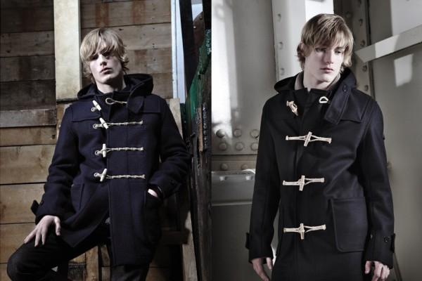 Мужские пальто дафлкот (duffle cot), Gloverall
