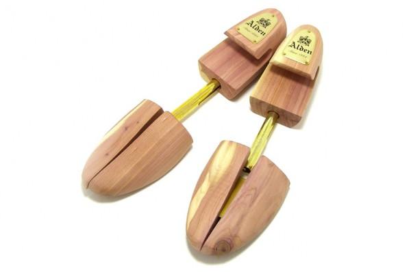 Деревянные распорки для обуви из американского кедра, Alden