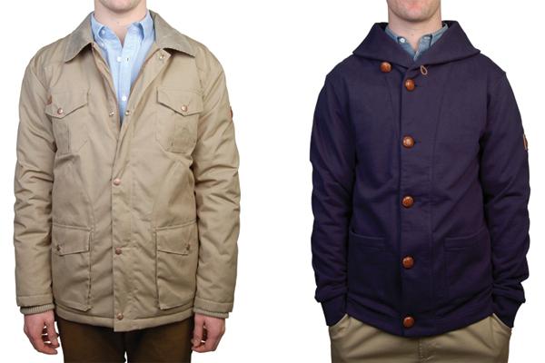 Мужская куртка Alford, кардиган Boxford, Penfield Trailwear