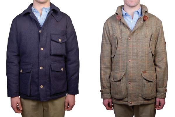 Мужские куртки Foxcroft, Danville Penfield Tweed, Penfield Trailwear