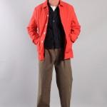 Мужская куртка, кардиган и брюки, Universal Works