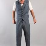 Мужской жилет и брюки, Universal Works