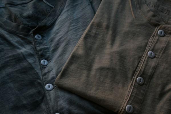 Мужские рубашки хенли, Alexander Yamachui