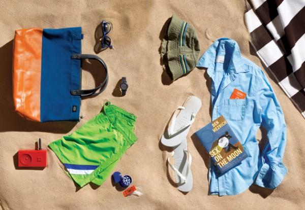 Пляжный набор для мужчин