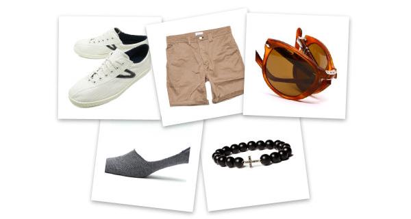 5 незаменимых вещей для лета в мужском гардеробе