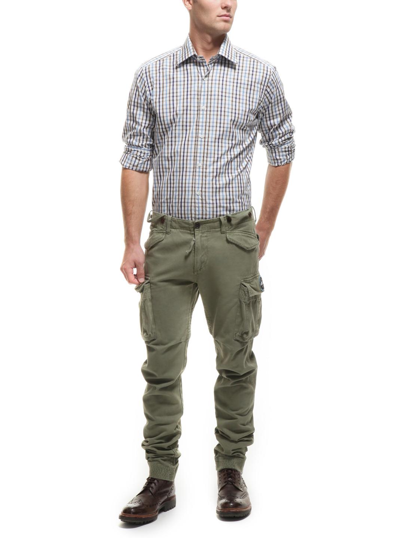 Мужские брюки-карго, GANT by Michael Bastian