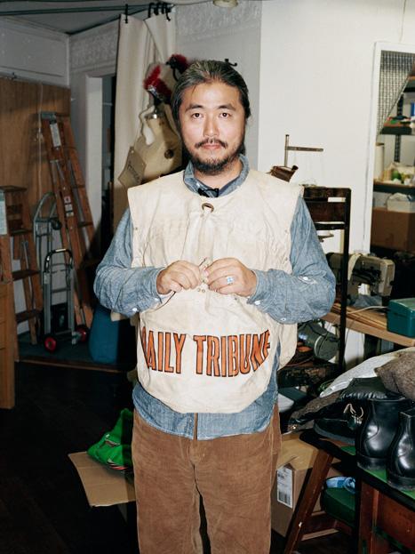Юки Мацуда, дизайнер обуви
