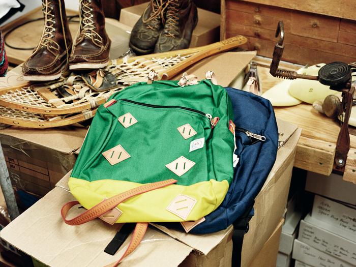 Рюкзаки из коллекции Yuketen осень-зима 2011/12