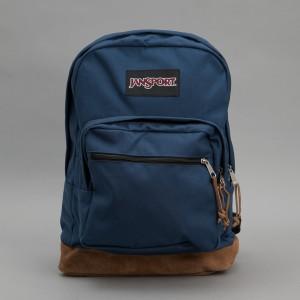 Синий рюкзак из прочного нейлона Cordura, JanSport