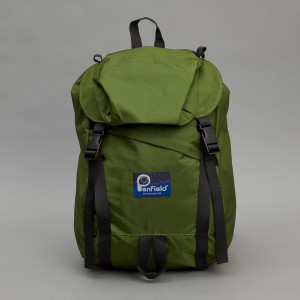 Нейлоновый рюкзак глубокого зеленого цвета, Penfield
