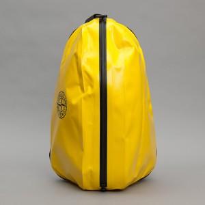 Рюкзак из высотехнологичных материалов, желтый, Stone Island
