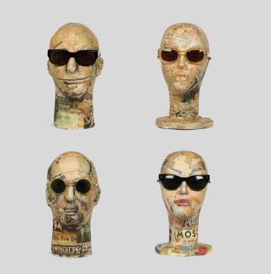 Модные солнцезащитные очки Moscot Originals Sun