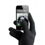 Перчатки Mujjo предназначены для устройств с сенсорными экранами