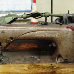 Швейная машинка Union Special на фабрике Martin Greenfield Clothiers