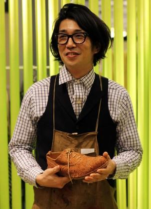 Ёичи Кацукава демонстрирует броги H? Katsukawa from Tokyo