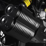 Мотоцикл Ducati Monster x Diesel (выхлопная система)