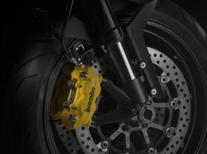Мотоцикл Ducati Monster x Diesel (передний тормоз)