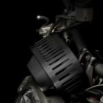 Мотоцикл Ducati Monster x Diesel (передний фонарь)