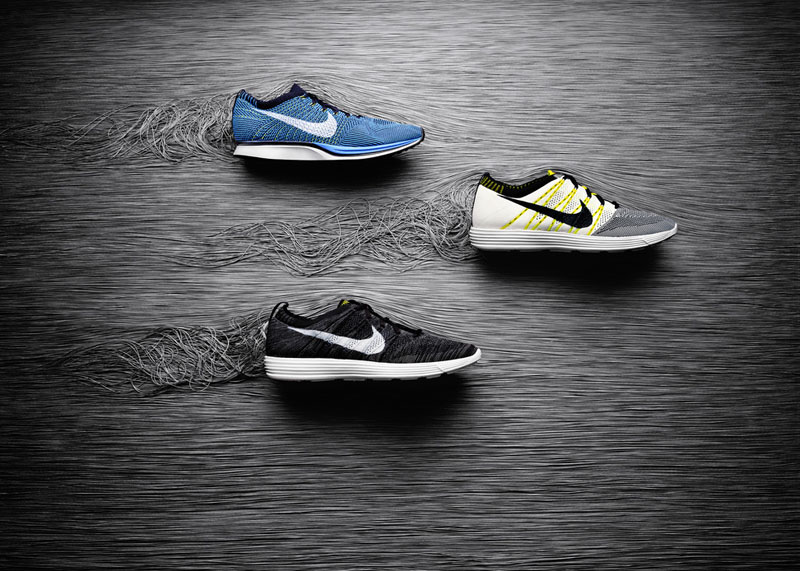 Спортивные кроссовки Nike из серии HTM Flyknit