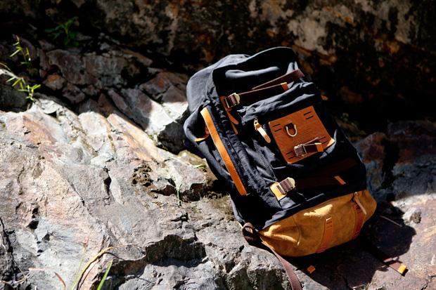 Рюкзак master-piece x Konbu из нейлона Cordura плотностью 500ден