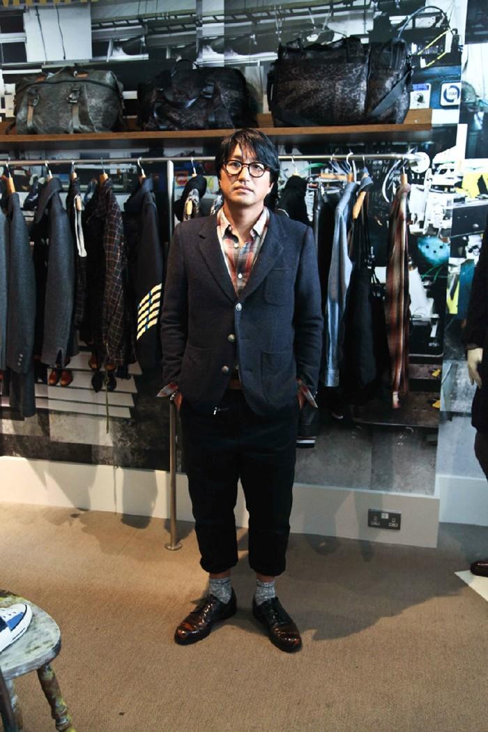 Японский дизайнер Михара Ясухиро