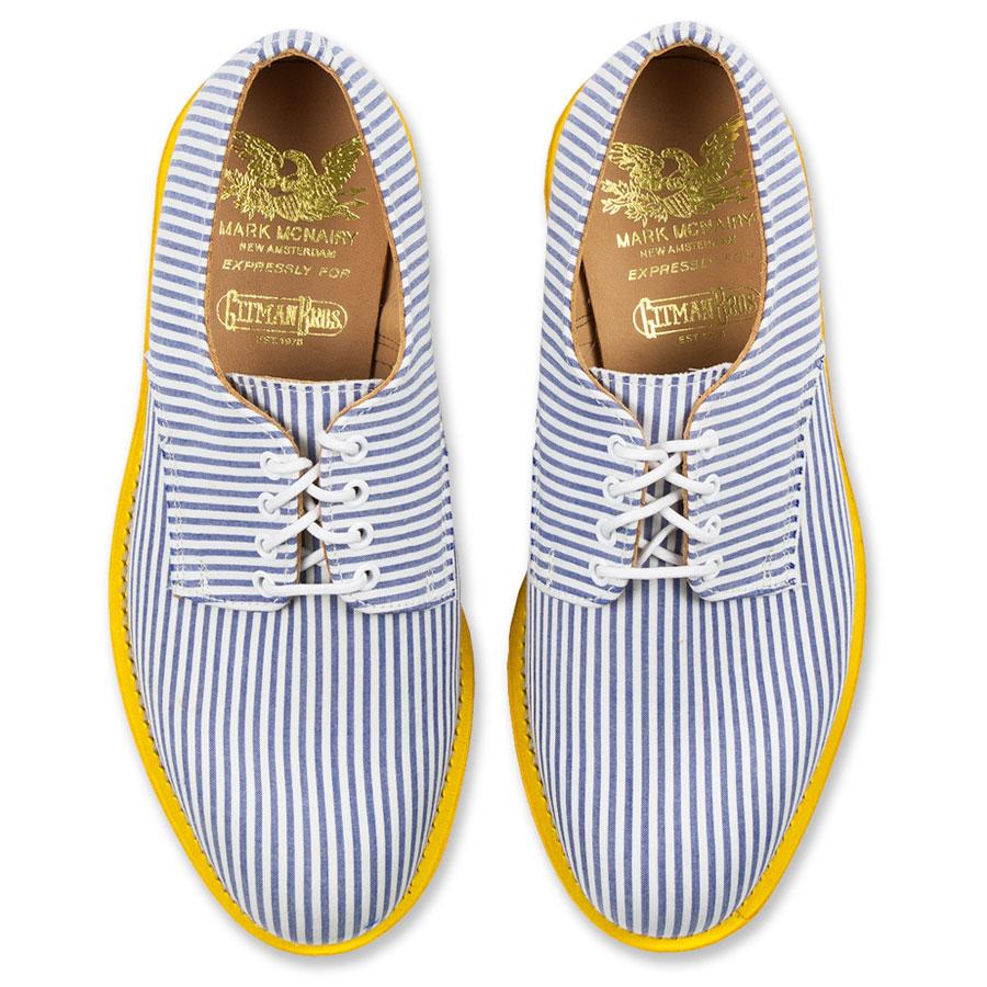 Мужские тканевые туфли Mark McNairy expressly for Gitman Vintage