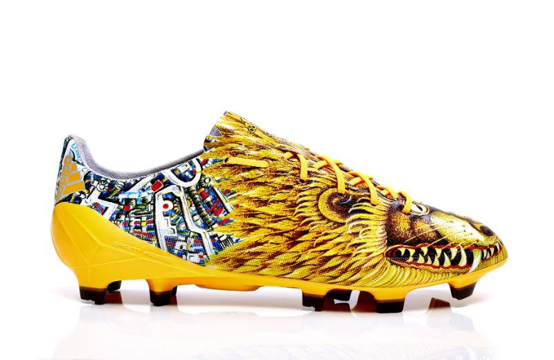 Футбольные кроссовки adidas adizero f50 Yohji Yamamoto