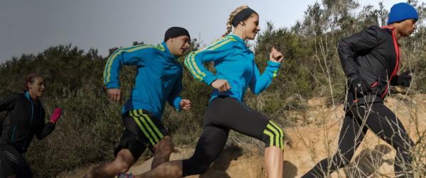 Тренировка бегунов с часами adidas miCoach Smart Run
