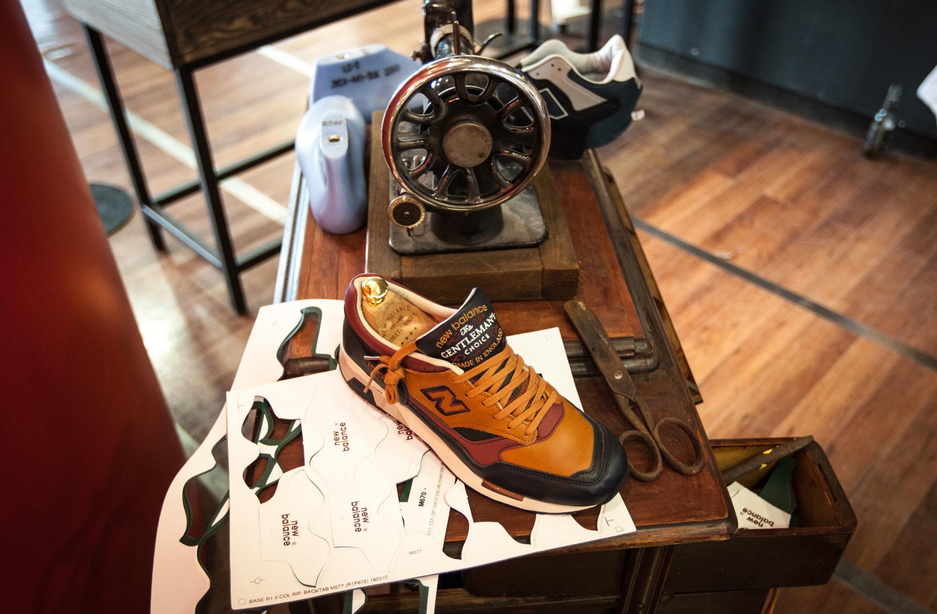 Классические мужские кроссовки New Balance M1500 Выбор Джентльмена Made in UK