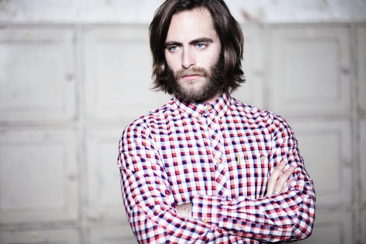 Мужская рубашка в клетку Ben Sherman Modern Classic