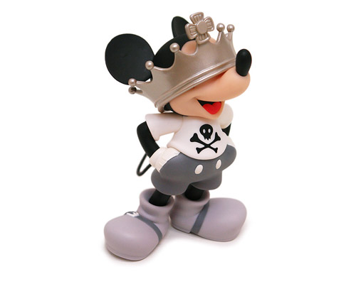 VCD Crown Mickey Mouse