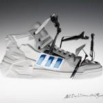 Adidas Robot